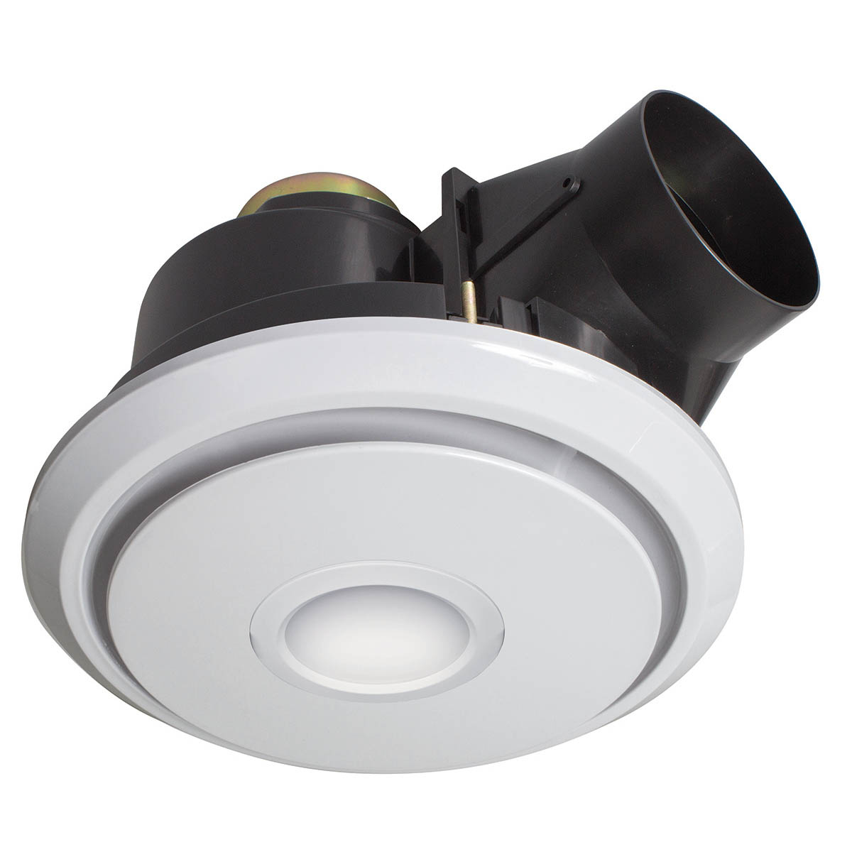 exhaust fan with led light